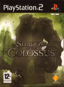 Shadow of The Colossus - Sony Computer Entertainment (2005) cover