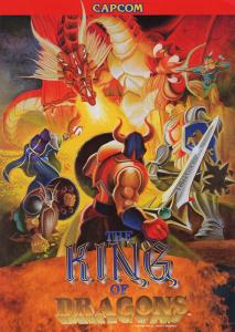 The King of Dragons - Capcom (1991)