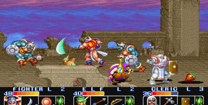 The King of Dragons - Capcom (1991) videogame