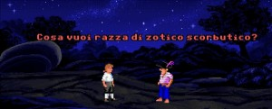 The Secret of Monkey Island ed il duello ad insulti 3