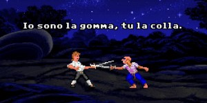 The Secret of Monkey Island ed il duello ad insulti