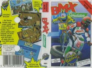 BMX Simulator - Codemasters (1986)