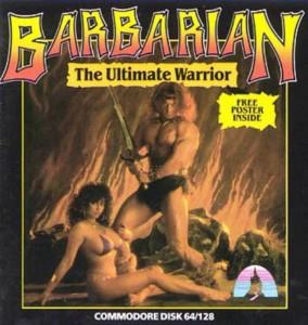Barbarian The Ultimate Warrior - Commodore 64 cheats