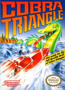 Cobra Triangle NES cheats