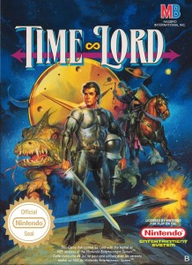 Time Lord - NES trucchi e codici