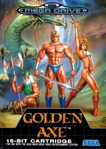 Golden Axe Sega Mega Drive cheats