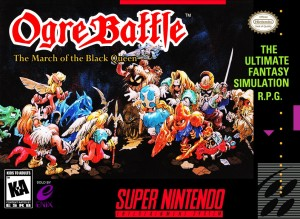 Ogre Battle: The March of the Black Queen - SNES trucchi