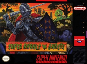 Super Ghouls'n Ghosts - SNES cheats