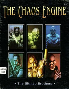 The Chaos Engine - Amiga password e codici