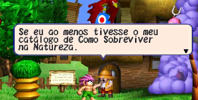 Tombi! - PS1 trucchi e codici videogame