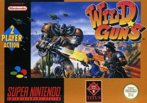 Wild Guns - SNES cheats