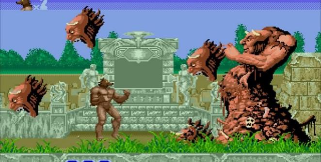 Altered Beast - Sega Mega Drive trucchi e codici videogame