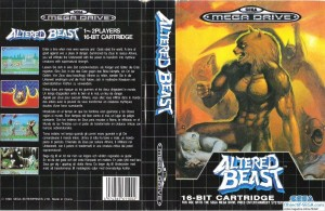 Altered Beast - Sega Mega Drive trucchi e codici
