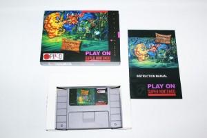 Dorke and Ymp, in vendita l'inedito platform per Super Nintendo