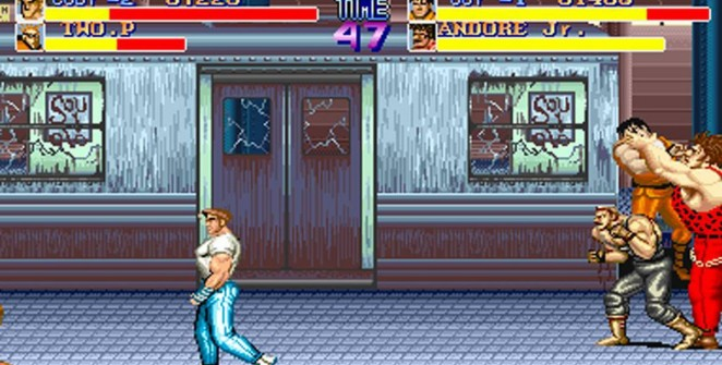 Final Fight - SNES trucchi e codici videogame