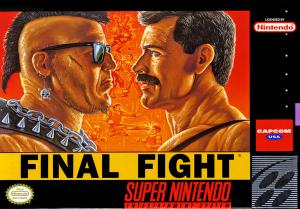 Final Fight - SNES trucchi e codici
