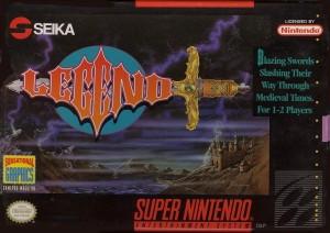 Legend - SNES trucchi e codici