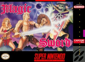 Magic Sword - SNES trucchi e codici