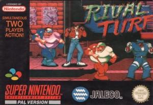 Rival Turf - SNES trucchi e codici