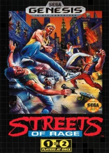 Streets of Rage - Sega Mega Drive cheats