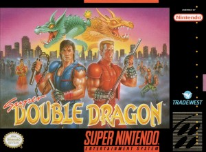 Super Double Dragon - SNES trucchi e codici