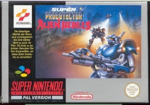Super probotector - SNES trucchi e codici