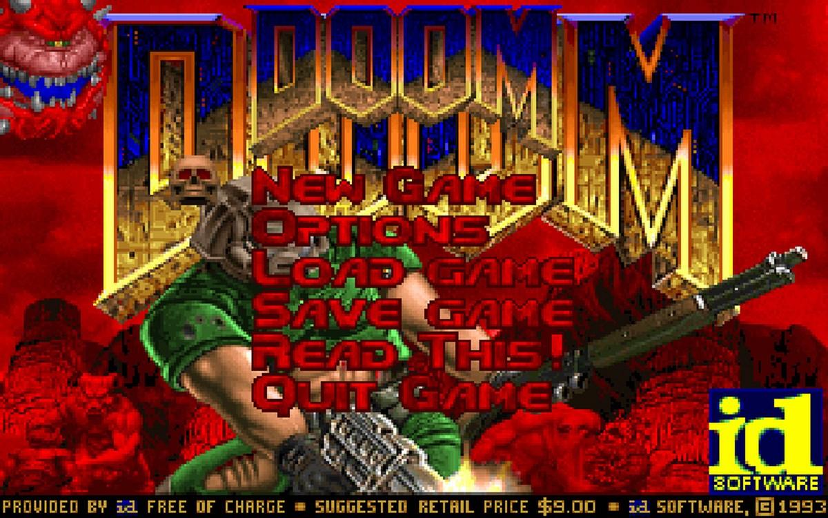 Risultati immagini per doom id software 1993