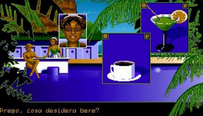 Fascination - MobyGames (1991) videogame