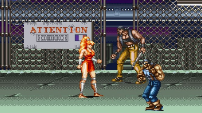 Final Fight 2 - SNES trucchi e codici videogame