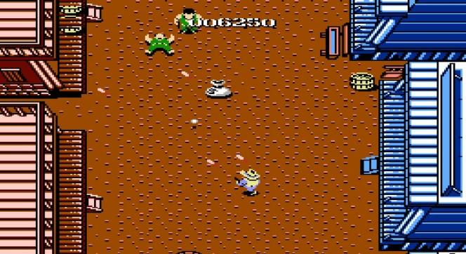 Gun.Smoke - NES trucchi e codici videogame