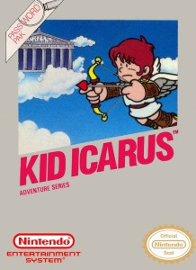Kid Icarus - NES trucchi e password