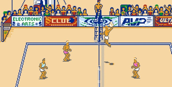 Kings of the Beach - NES trucchi e password videogame