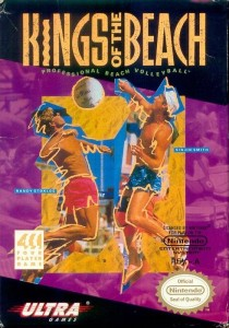 Kings of the Beach - NES trucchi e password