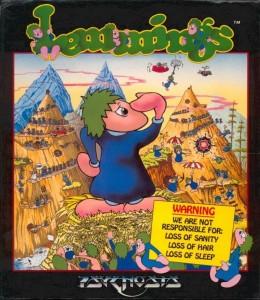 Lemmings - Amiga trucchi e codici