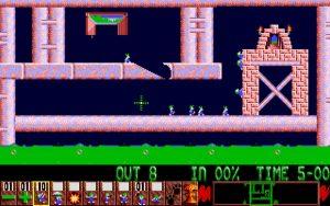 Lemmings - Amiga trucchi e codici 3