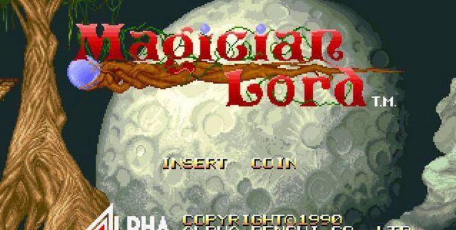 Magician Lord - Neo Geo trucchi e codici videogame