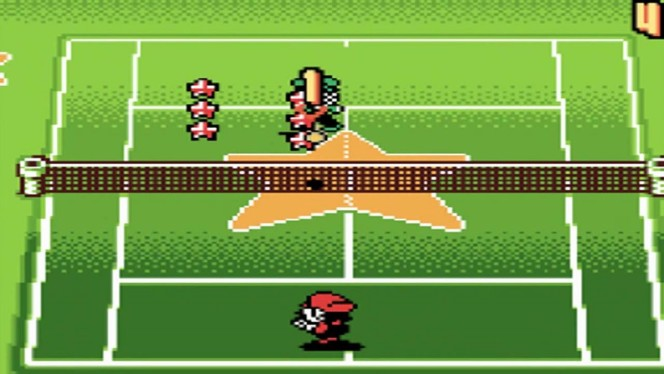 Mario Tennis - Game Boy Color videogame