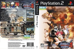 Metal Slug 4 - Sony Playstation 2 trucchi e codici