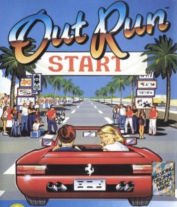 Out Run - Commodore 64 trucchi e codici