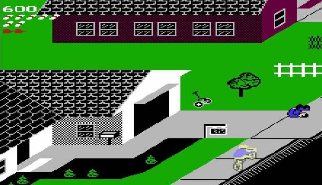 Paperboy - NES trucchi e codici videogame