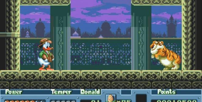 Quackshot - Sega Mega Drive trucchi e codici videogame