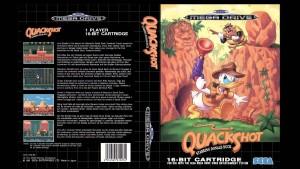 Quackshot - Sega Mega Drive trucchi e codici