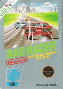 Rad Racer - NES trucchi e codici