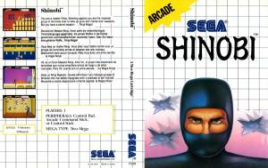 Shinobi - Sega Master System trucchi e codici
