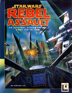 Star Wars Rebel Assault - PC trucchi e codici