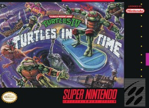 Teenage Mutant Ninja Turtles IV Turtles In Time - SNES trucchi e codici