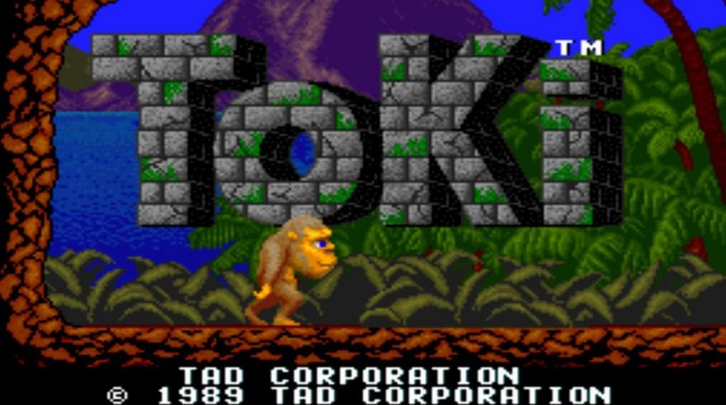 Toki - NES trucchi e codici videogame