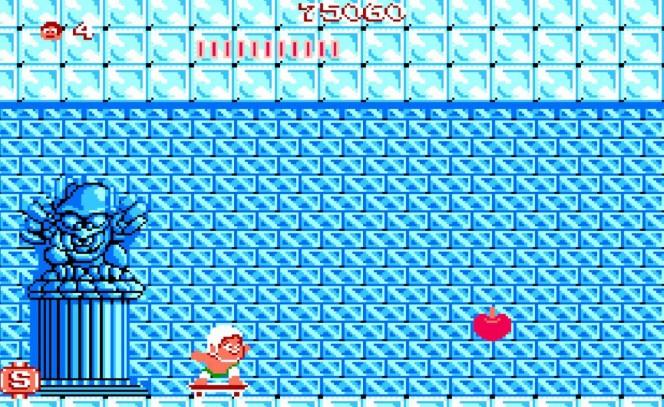 Adventure Island - NES trucchi e codici videogame