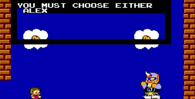 Alex Kidd in Miracle World - Sega Master System trucchi e codici videogame