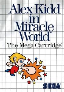 Alex Kidd in Miracle World - Sega Master System trucchi e codici